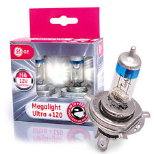 GE General Electric h4 Megalight Ultra +120% in più di luce 2er Set 50440snu p43t