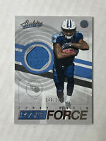 COREY DAVIS 2017 Absolute Rookie Force SILVER SP RC GU JERSEY /175! HUGE SALE!