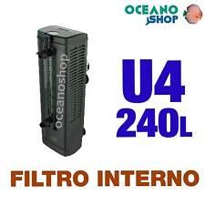 Fluval U Filtro Interno U4 gran calidad para acuario pecera tortuguera gambario