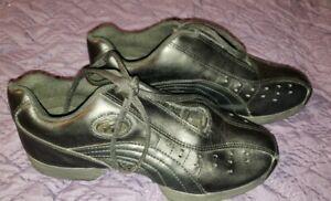 Frontline Flexible Hip Hop Jazz Dance Shoes - Size 8