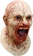 Infected Zombie Mask Scary Full Overhead Latex Rubber Halloween Horror Maske NEW