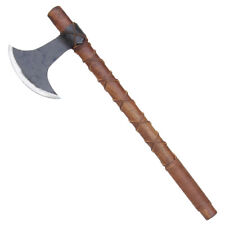 Hand Forged Fully Functional Norse Viking Medieval Terror Battle Axe