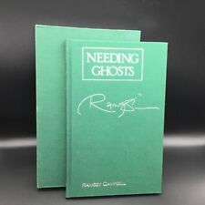 Signed Numbered - Ramsey Campbell Needing Ghost Legend Limited Editions 1990