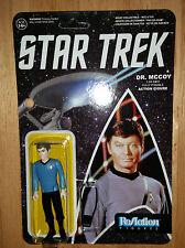 Star Trek Dr. McCoy ReAction 3 3/4-Inch Retro Action Figure