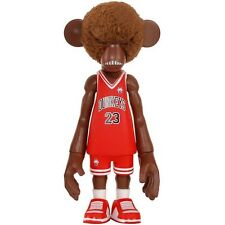 MINDstyle x CoolRain NBA Dunkey #23 Pithecuse 5 inch Figure brown red