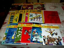 Lot de BD  Albums Lucky Luke