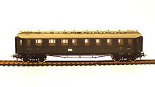 Kleinbahn H0, Hecht Abteilwagen mit Oberlicht, 1./2. Klasse, guter Zustand, MD2