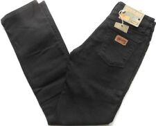 WRANGLER Vintage Jeans Girls Stretch Tina Straight Leg Regular Fit Black