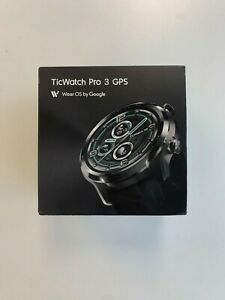 "Mobvoi Ticwatch Pro 3 GPS Black Shadow AMOLED 3.56 cm (1.4"")"