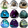 Portable Cooler Insulated Thermal Lunch Box Carry Tote Picnic Food Storage Bag