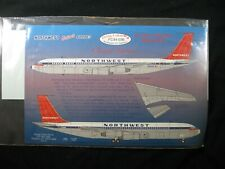 FLYING COLORS 1/144 NORTHWEST AIRLINES 707 DELIVERY  #FC44-036