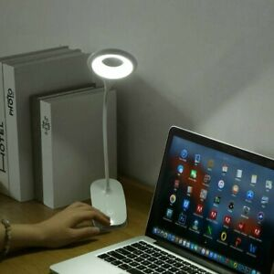 Flexible USB Clip-on Table Lamp LED Clamp Reading/Study/Bed/Laptop/Desk Light