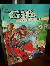 The Gift Book for Boys (very good condition)