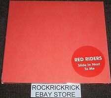RED RIDERS - SLIDE IN NEXT TO ME -4 TRACK CD EP- (DIGIPAK)