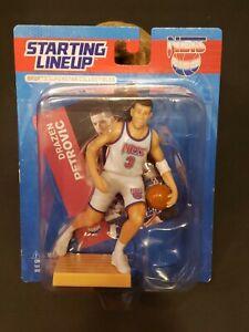 Starting Lineup SLU NBA SGA Brooklyn Nets Drazen Petrovic giveaway Rare 🔥