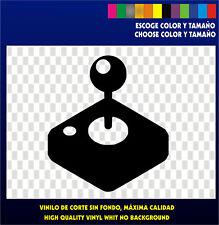 Sticker Vinilo - Mando Retro - Controller - Arcade Bartop Custom -Pegatina Vinyl