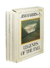 Legends of the Fall — Jim Harrison — First Edition — 3 vols. in slipcase — Hc