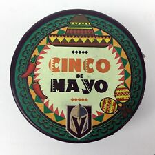Vegas Golden Knights Cinco De Mayo T Mobile Arena Exclusive Puck 2018 Holiday