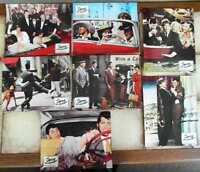 7 Aushangfotos Jerry der Glückspilz - Jerry Lewis Dean Martin -