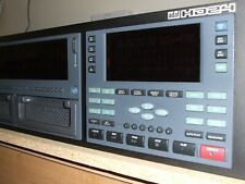 Alesis HD24 24 Track Recorder Two Caddys with 40 GB Hard Drives Good Condition