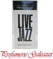 YSL LIVE JAZZ EDT VAPO NATURAL SPRAY - 50 ml