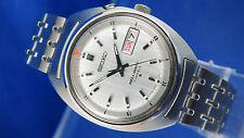 Vintage 70s Seiko Automático Reloj Alarma Bellmatic Bell Matic 4006-6011 Reparado