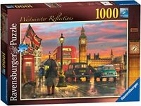 Ravensburger Westminster Reflections 1000 Piece Jigsaw Puzzle New & Sealed