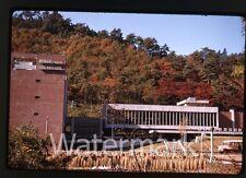 1964 kodachrome Photo slide Takao Youth Hostel near Tokyo Japan    JPN1