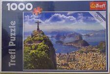 Rio De Janerio Brazil Christ The Redeemer Statue Jigsaw Puzzle ~ 1000 Piece