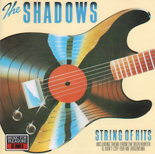 The Shadows - String Of Hits (1991) (Music For Pleasure - CD-MFP 5724)