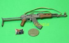 AKS-47 #2 1:6 Scale Action Figure DRAGON RUSSIAN AK-47 MACHINE GUN ASSAULT RIFLE