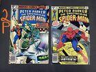 Peter+Parker+the+spectacular+Spiderman+34%2C+35+%E2%80%93+Newsstand