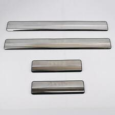 4 x Aluminium Alloy Door Sill Step Guard Protector Trims MC17/10