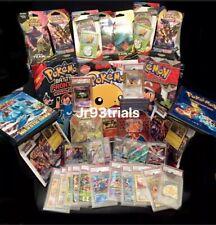 Pokemon Mystery Box - Booster Packs, Pokemon Cards, WOTC, Holos,Ex,Gx & More