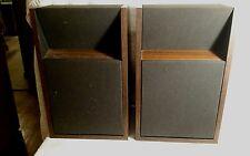 Vintage Bose 201 Series ii Direct Reflecting Speakers