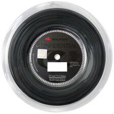 Solinco Confidential 17G 1.20mm (dark silver) 656ft 200m Tennis String Reel
