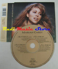 CD Singolo MARIAH CAREY Butterfly 1997 COLUMBIA AUSTRIA COL665095 2  (S3*) lp mc