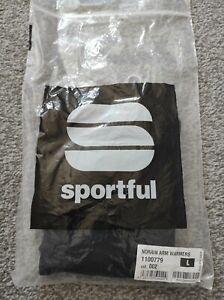 Sportful Fiandre No Rain Arm Warmers, Black, Mens Size L, Brand New, Free Post!