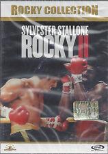 Dvd **ROCKY II ~ 2 ** con Sylvester Stallone nuovo 1979