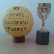 OFFICIAL MATCH BALL 1954 WORLD CUP IN SWITZERLAND. SWISS MODEL (Pre adidas)