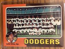1975 Topps Set Break #361 L.A. Dodgers Team NM-MT