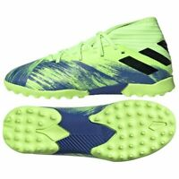 Adidas Boys Football Boots Trainers Astro Turf Shoes 19.3 TFJ Soccer Sneakers