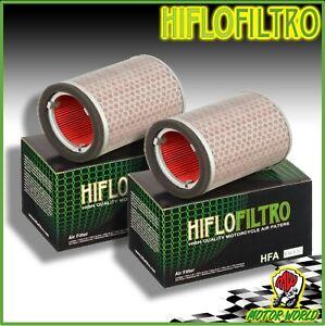 HFA1919 COPPIA FILTRI ARIA HIFLO HONDA CBR 1000 RR Fireblade 2004 2005 2006 2007