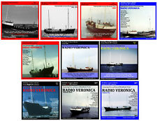 More details for pirate radio veronica vols 1,2,3,4,5,6,7,8,9,10 (free uk shipping) listen in car