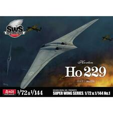 Zoukei-Mura 1/72 and 1/144 German Horton Ho-229 Flying Wing Fighters (2 kits) SW