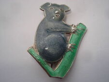Animals Silver Vintage Costume Jewellery