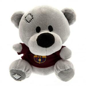 Barcelona F.C Official Licensed Timmy Bear Soft Teddy Cuddly Toy Gift