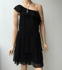 WITCHERY 100% SILK Embroidered Cocktail Party Dress Size 14