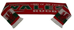 Wales Rugby Scarf