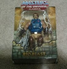 He-Man MOTU Classics *RIO BLAST* Sealed MOC - Mint Collection for Sale